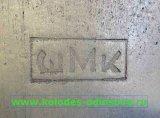Кольца с печатью ШМК для питьевых колодцев - Кубинка